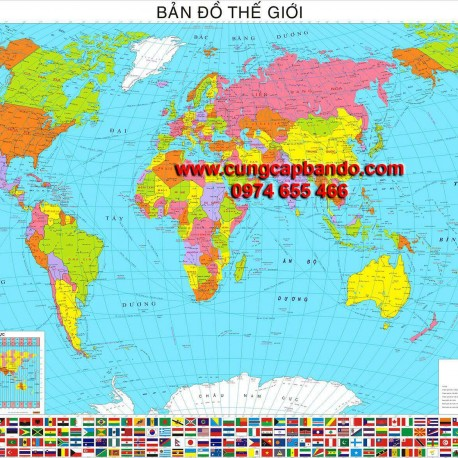 BAN DO THE GIOI – cungcapbando.com