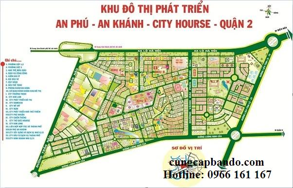 ban do an phu an khanh city hourse
