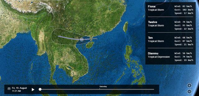 Xem bản đồ thế giới vệ tinh