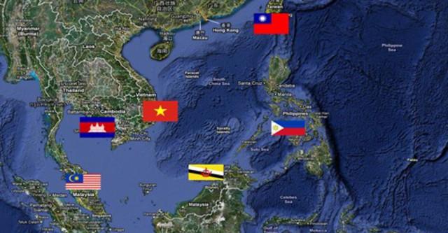 Bản đồ Việt Nam 2012 qua vệ tinh
