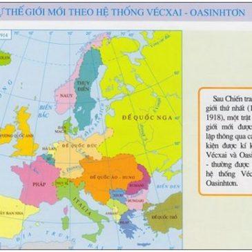 Hướng dẫn cách xem bản đồ thế giới chuyên nghiệp